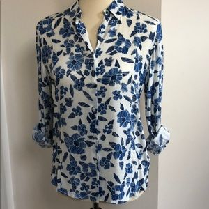 Paul Smith Floral Button-Down